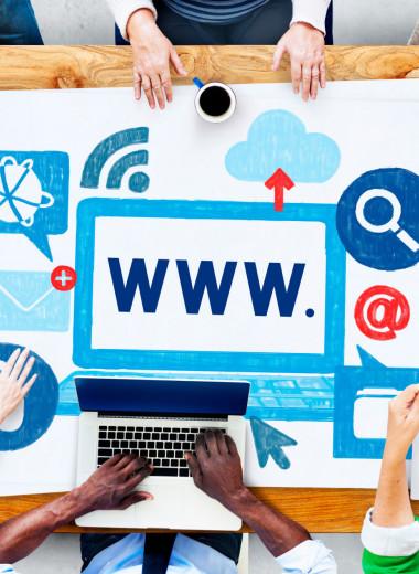 Инфографика: сколько в мире сайтов