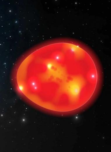 Астрономы отыскали кандидата в самую близкую к Земле черную дыру
