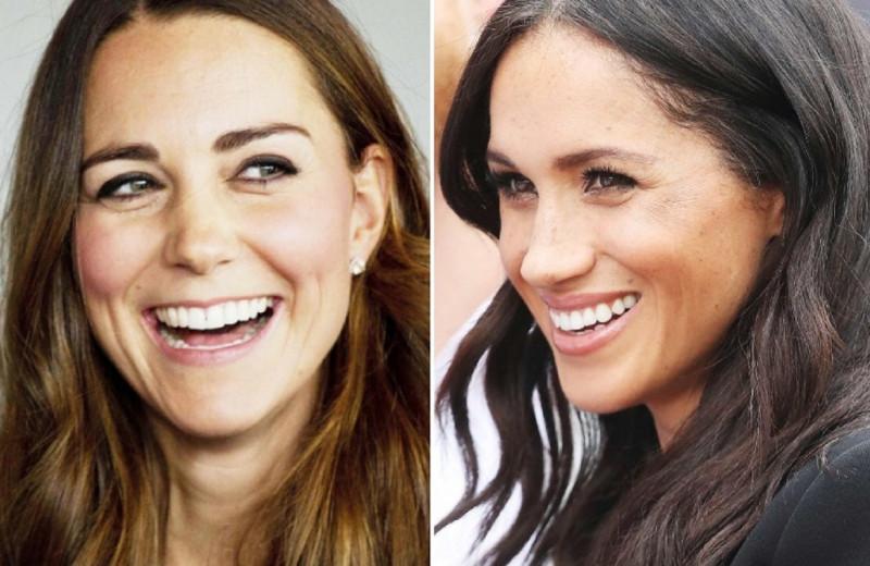 Как выглядели после родов Кейт Миддлтон, Меган Маркл и другие любимицы британцев