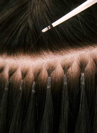 Наращивание волос вредно для здоровья?