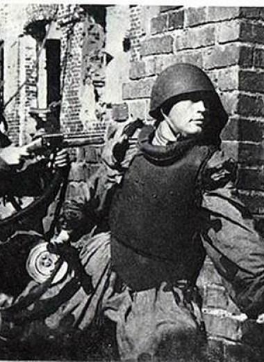 «Панцирная пехота»: советский спецназ для штурма германских городов-крепостей