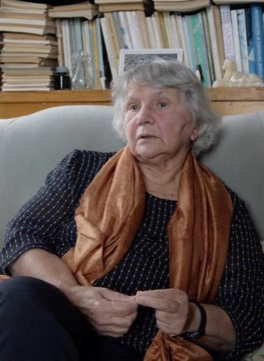 Светлана Толстая: «Янеочень поддавалась общим настроениям»
