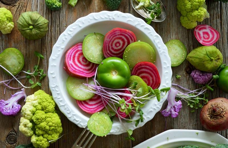 От помидоров до лимонов: какие продукты помогают против старения