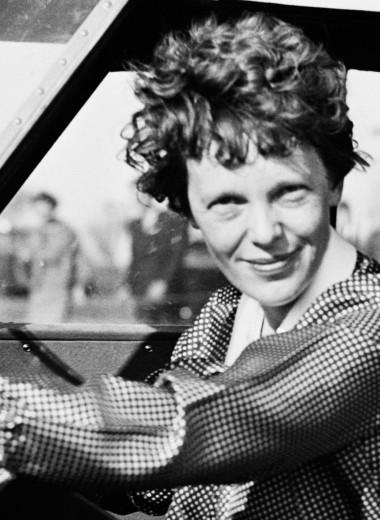 Пропавшая летчица: 5 фактов об Амелии Эрхарт