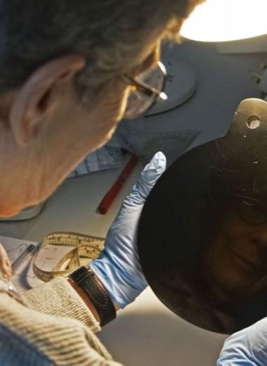 Ученые исследовали древний артефакт из обсидиана