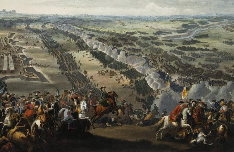 В Ленобласти найдены шведские редуты времен Северной войны