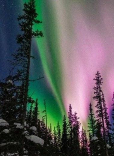 Сейсмографы почувствовали полярное сияние