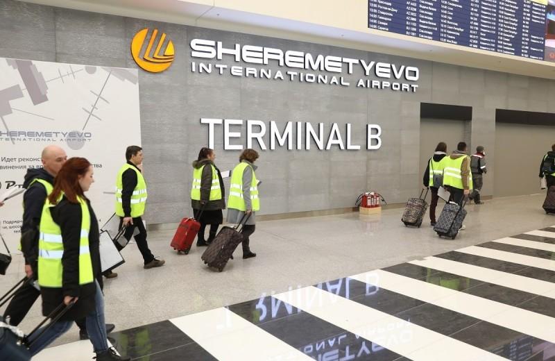 В Шереметьево открылся новый пассажирский терминал