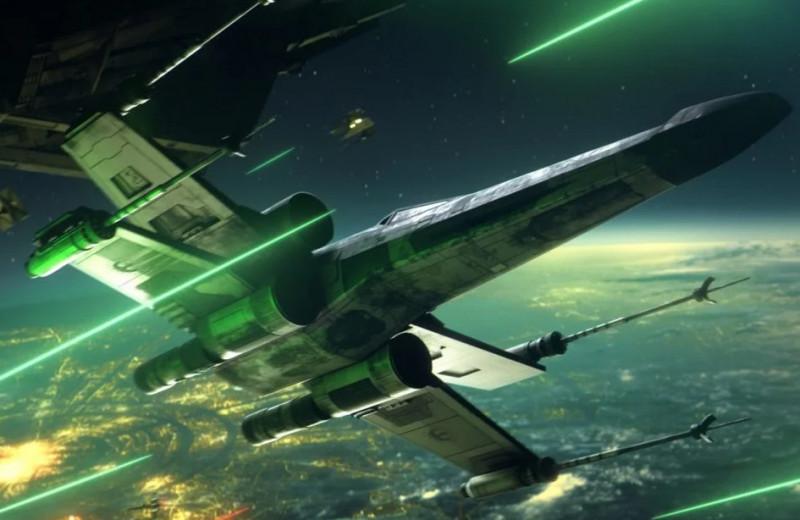 Вышел Star Wars Squadrons – ностальгический симулятор космических боев во вселенной «Звездных войн»