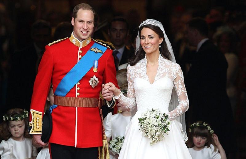 Платье за $2 000 000 и роскошный замок: самые дорогие звездные свадьбы в истории