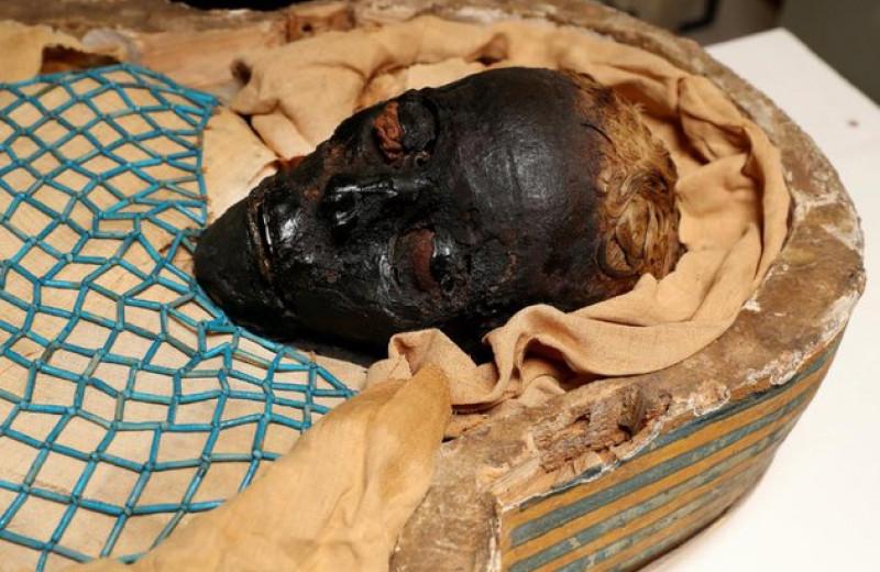 Египтянка, ставшая известнейшей мумией Северной Ирландии, умерла от удара топором