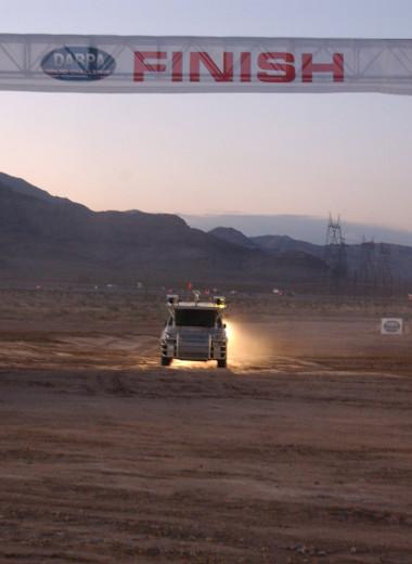 Autonomous Land Vehicle: первый в мире беспилотный автомобиль