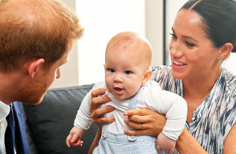 «Укладываем детей и идем в спальню»: цитаты Меган Маркл и Гарри о сыне и дочери