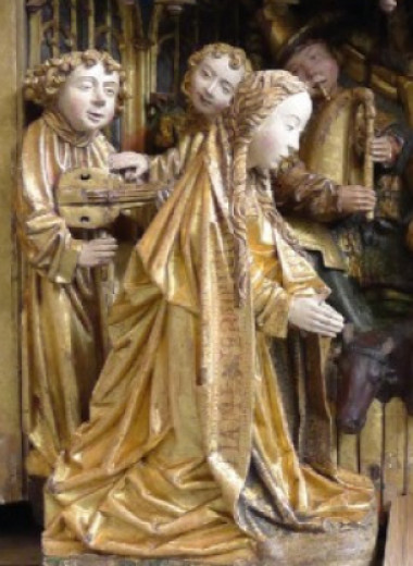 Искусствоведы разобрались в происхождении «Женщины с фонарем»