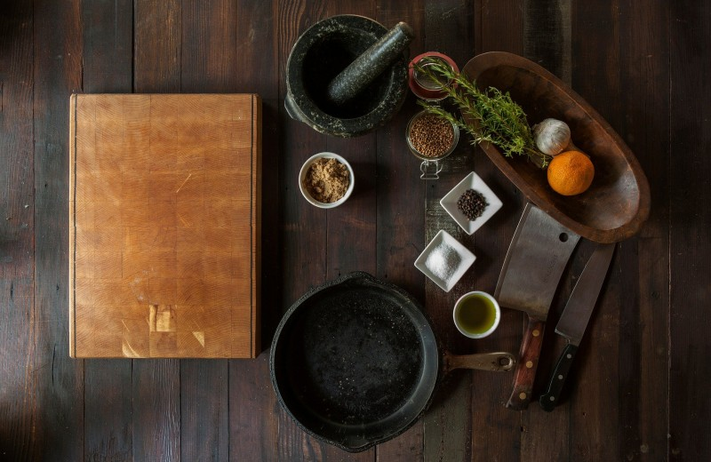 12 вещей, которые должны быть на кухне у мужчины