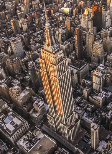 Может ли убить рублевая монета, упавшая с крыши небоскреба