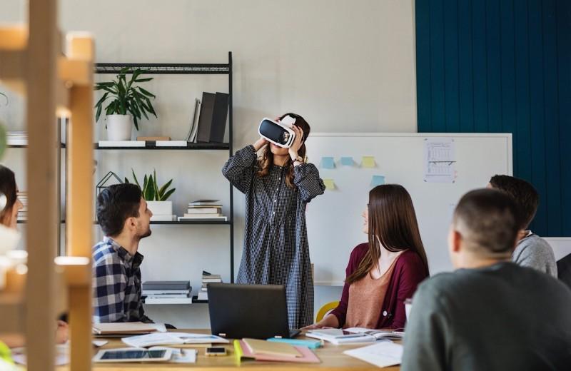 Учись работать: VR и онлайн меняют представление об образовании