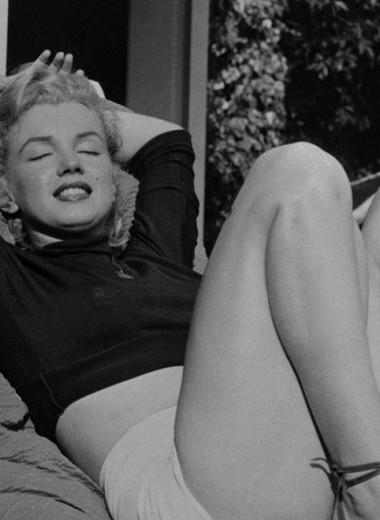 Любимые летние вещи Мэрилин Монро