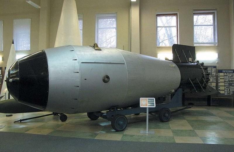 «Кузькина мать»: история самой мощной ядерной бомбы в истории