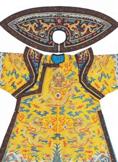 Халат с копытами: красота и практичность маньчжурского костюма