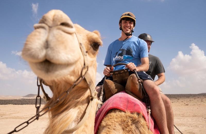 Израиль и «Таглит»: знакомство, меняющее жизнь