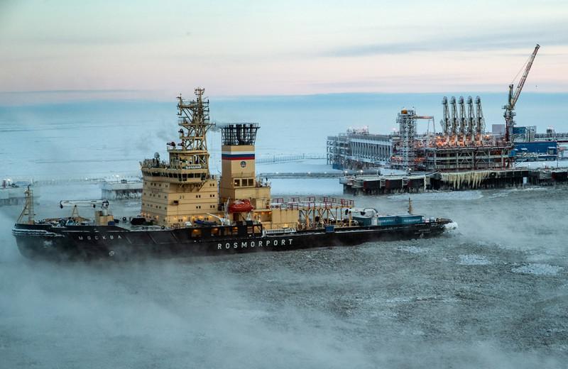 Северный морской путь ужимается на четверть