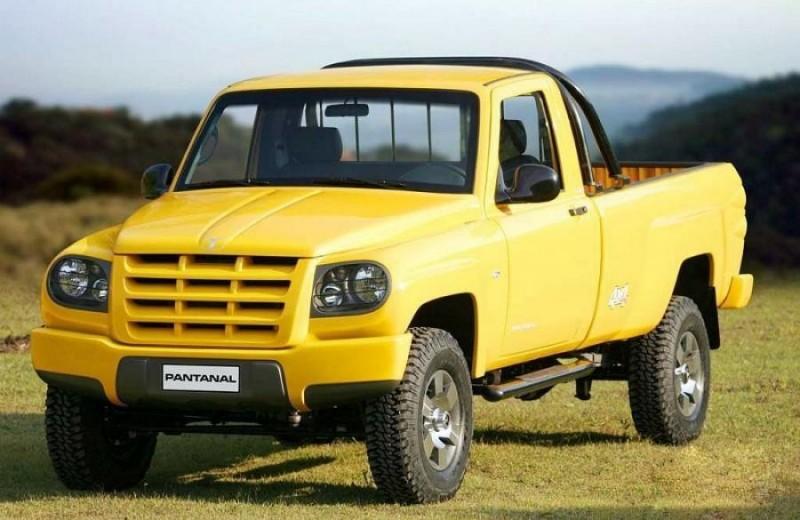 10 автомобилей из Бразилии: почти экзотика