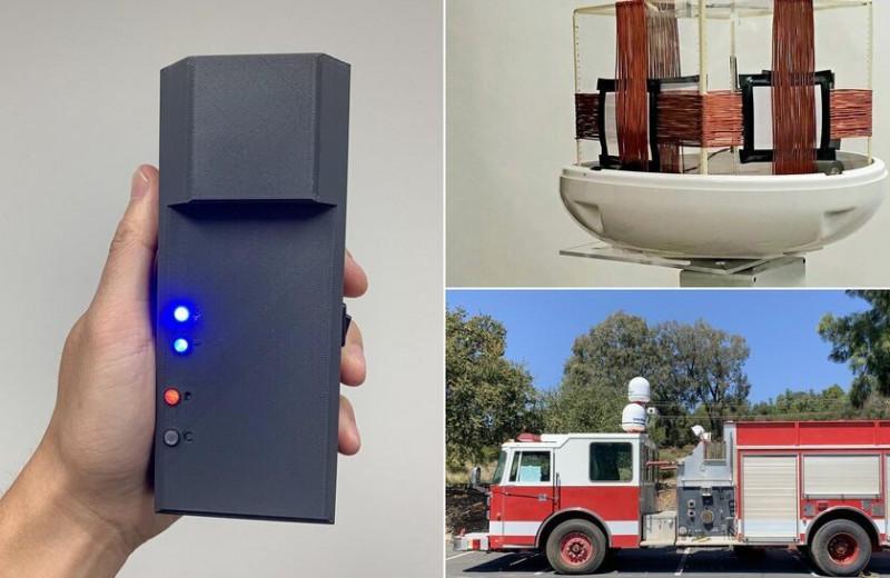 POINTER: новой системе спасения пожарных не мешает ни дым, ни огонь