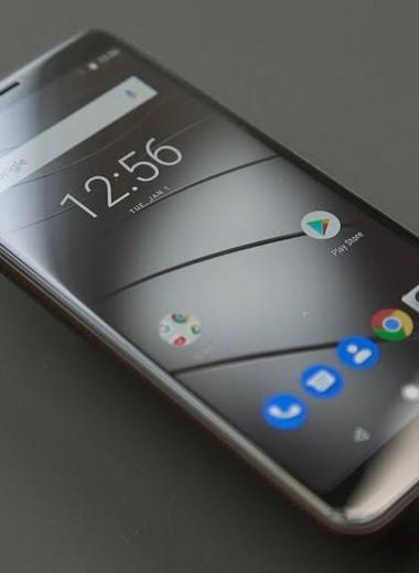 Тест смартфона Gigaset GS280: средний класс с хорошим дисплеем