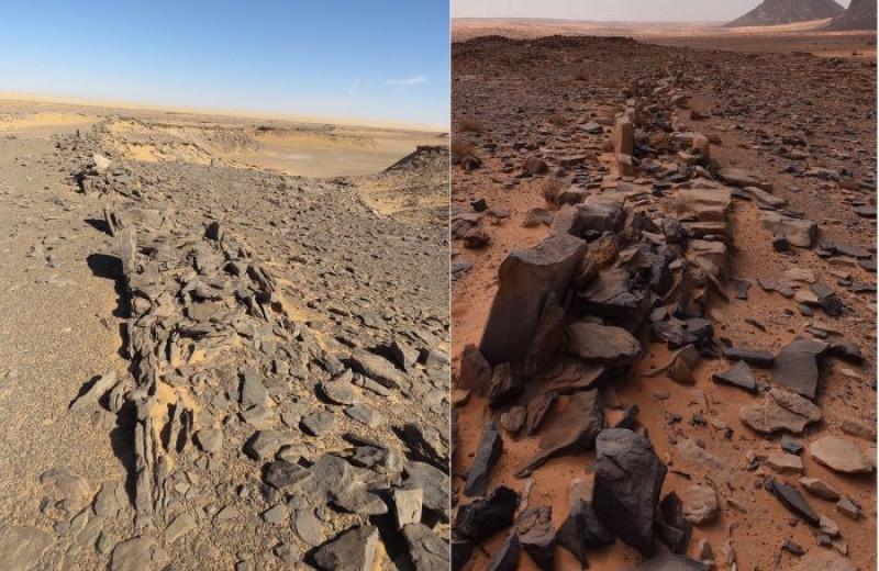 Мустатилы оказались одними из древнейших каменных построек в мире