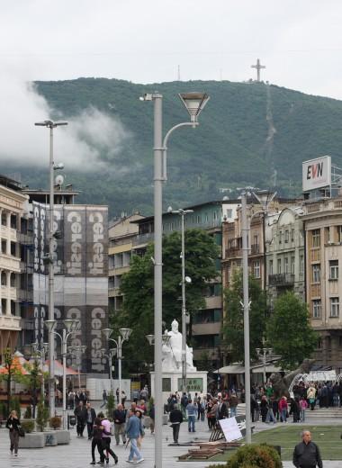 Президент Македонии отверг новое название страны