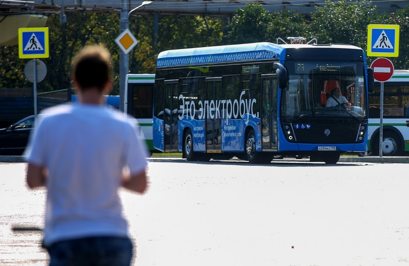 Шепот шин Собянина. Как электробусы сменяют дизель в Москве