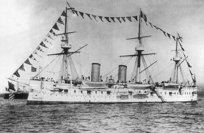 На дне Японского моря найден русский крейсер
