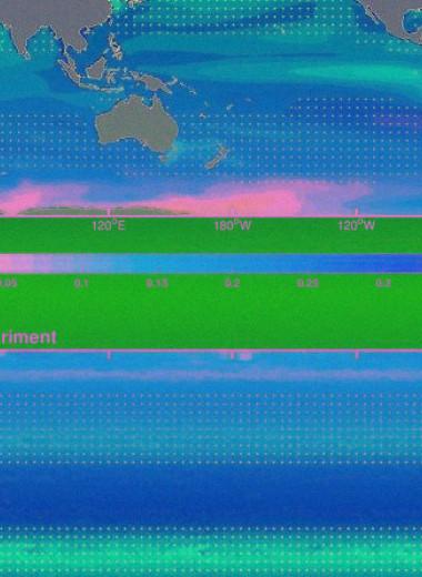 Главной причиной расширения тропиков назвали нагрев субтропической зоны конвергенции