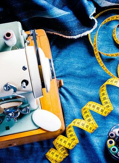Полезный лайфхак: как подшить джинсы
