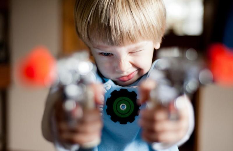 Детская игра — детские правила?