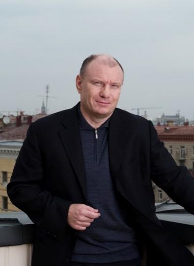 Инновационный миллиардер. Владимир Потанин получил премию за заслуги перед искусством