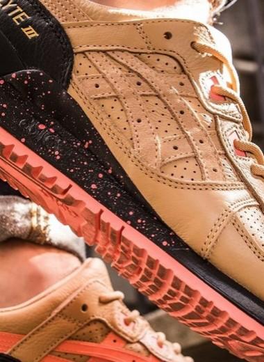Кроссовки дня: посвященные ядовитым змеям «асиксы» от команды журнала Sneaker Freaker
