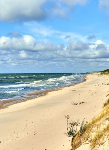Отправляйтесь в Калининград, чтобы насладиться морем и немецкой философией