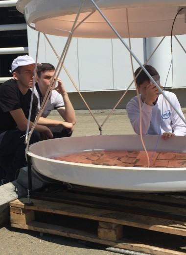 В Сочи школьники разрабатывают станцию для обработки снимков Земли из космоса