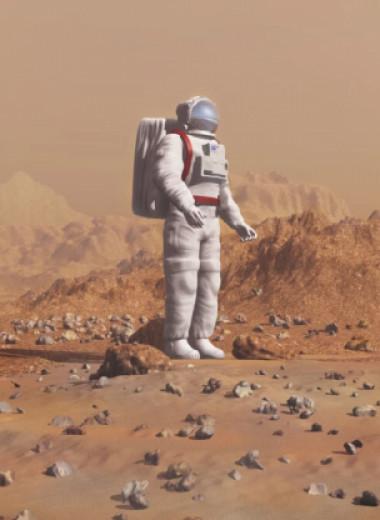 Бетон из человеческой крови может стать основой марсианских колоний будущего