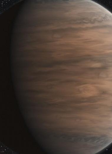 Астрономы впервые нашли гидрид хрома в атмосфере горячего юпитера