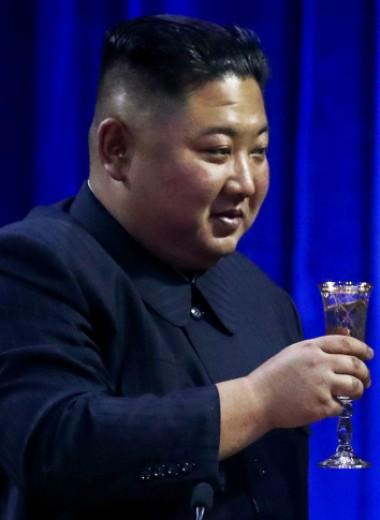 «За здоровье товарища председателя». Как прошел первый визит Ким Чен Ына в Россию