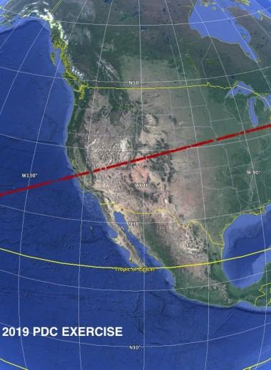 Что произойдет, если астероид нацелится на наш город