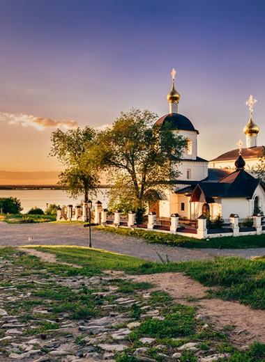 Писатель Григорий Служитель — о пейзажах и пряниках Свияжска