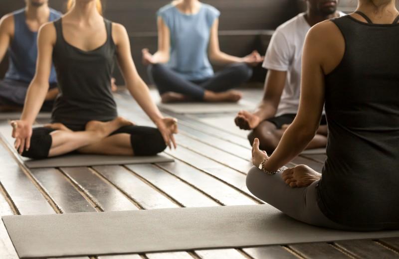 Хатха-йога для начинающих — базовые упражнения, асаны