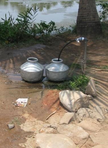 Угрозы глобального водного кризиса