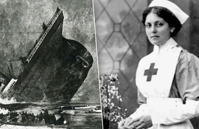 Непотопляемая: стюардесса, пережившая три кораблекрушения, включая «Титаник»