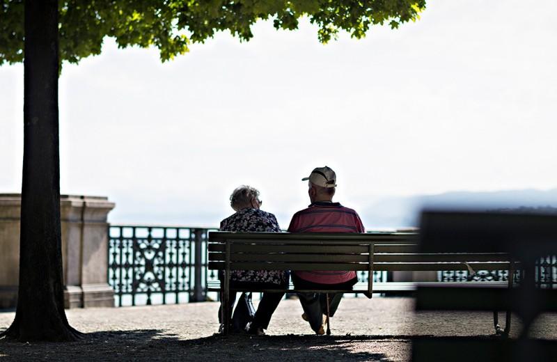 Пенсия достанет всюду