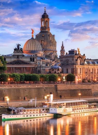 Чем заняться в Дрездене, если у вас в запасе всего пара дней